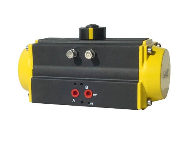 AT气动执行器(外表涂环氧树脂)
